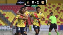 Morelia da un paso hacia semifinales con triunfo 0-2 ante Tlaxcala
