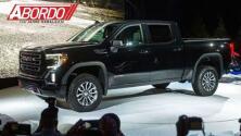 A partir de ahora GMC ofrece versiones AT4 dedicadas a offroad – Auto Show de Nueva York