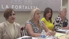 Wanda Vázquez emite una declaración de una alerta nacional por casos de violencia contra la mujer