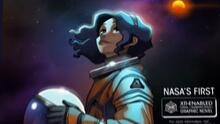 Hispana en la luna: NASA lanza cómic con un personaje inspirado en una mujer latina