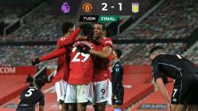 Manchester United comienza el año con triunfo y es sublíder