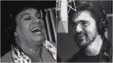 Juanes recuerda cómo fue pararse al lado de Juan Gabriel y grabar con él