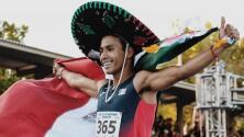 Luis Avilés hace brillar a México en el Mundial Sub 20 de atletismo