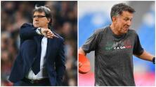 """Pese a que es su amigo, el 'Tata' le da un 'coscorrón' a las rotaciones de Osorio: """"Hay que fundamentarlas"""""""