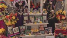 Día de Muertos: Con un evento dan inicio a la bendición de altares y presentación de ofrendas en Houston