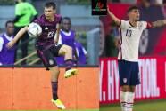 Así marchan Team USA y la Selección Mexicana rumbo a Qatar 2022