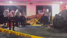 Videos muestran el momento cuando ayudan a las víctimas del tiroteo masivo en Miami-Dade