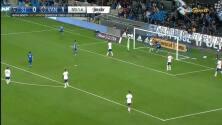 Con asistencia del argentino Cristian Espinoza, San Jose consigue el empate