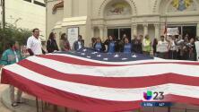 Inmigrantes alzan su voz en Miami
