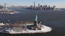 Emiten aviso de tormenta invernal para este fin de semana en Nueva York