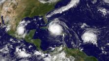 Hasta cuatro grandes ciclones podrían golpear el Atlántico en 2018
