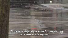 5 Consejos para manejar seguro bajo la lluvia