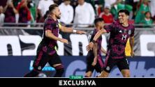 "Erick Gutiérrez: ""Contra Nigeria volví a sentirme futbolista otra vez"""