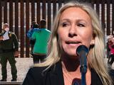 Taylor Greene impulsa uno de los proyectos de ley antiinmigrantes más duros de Estados Unidos