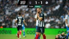 Rayados no puede con Puebla que tuvo 10 hombres medio partido