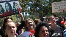 Con una masiva marcha en apoyo a las inmigrantes indocumentadas, se conmemoró el Día Internacional de la Mujer en Florida