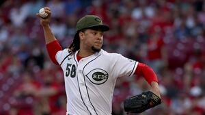Luis Castillo y los Reds frenan la racha de los Dodgers