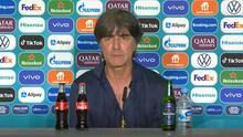 """Löw al golear a Portugal: """"Ganamos con justicia y con ese marcador"""""""