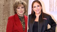 Estas son las mansiones de algunas estrellas latinas en Los Ángeles, entre ellas las de Angélica María y 'La Vale'