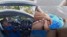 """(VIDEO) """"Me arrastraron a la patrulla como un perro, como basura"""": Policía arrastra a hombre parapléjico de su auto"""