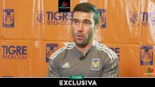 """Vigón y su traspaso: """"No sé qué jugador no quisiera llegar a Tigres"""""""