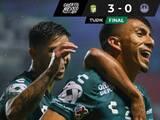 León ganó, goleó y gustó ante un desdibujado Mazatlán en el Grita México A21