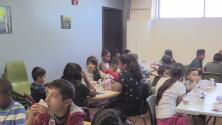 Programas para la alimentación de menores durante el verano