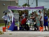 Los CDC informan que Florida registra 21,683 nuevos casos de coronavirus, el número más alto desde el inicio de la pandemia