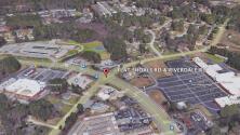 Un conductor muerto y otro en estado crítico luego de un choque en el condado de Clayton