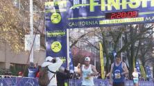 Maratón internacional de California en Sacramento