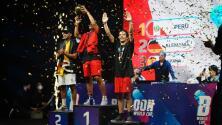 ¡Insólito! Perú gana el primer Mundial de Globos