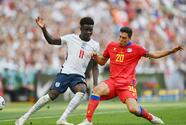 Inglaterra firma goleada sobre Andorra en las eliminatorias