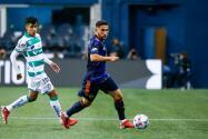 ¡La rivalidad sigue creciendo! Seattle Sounders choca ante León en la final de la Leagues Cup