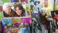 Abuela de Thalía protagoniza tierna foto al lado de un altar por el Día de Muertos