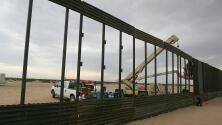 El posible impacto a la comunidad por la reestructuración del muro fronterizo con México en Texas