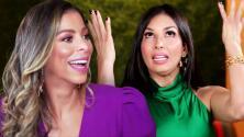 El divertido casting de Giselle Blondet con Lourdes Stephen para audicionar a Nuestra Belleza Latina
