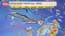 Prepárese para el impacto de la depresión tropical Fred desde el viernes en el sur de Florida