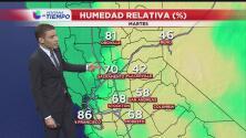 Pronóstico del tiempo – 2 de octubre