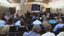 La fiscalía y defensa presentan los alegatos finales en el juicio de Otis McKane
