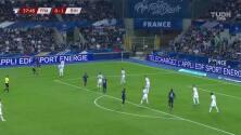 ¡Lo empató Griezmann! Francia reaccionó y puso el 1-1 ante Bosnia