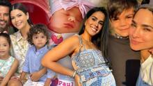 Las exreinas de Nuestra Belleza Latina que ya son mamás