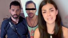 Daniela Berriel otorga el perdón a Gonzalo Peña, acusado como cómplice del presunto abuso sexual que sufrió