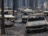 Incendios en California: Caldor arrasa un pueblo entero, mientras Dixie continúa avanzando