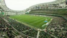 Resumen del partido Irlanda vs Azerbaiyán