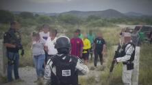 Hallan con vida a 22 migrantes que habían sido secuestrados en un motel en México