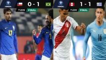 Brasil sigue con paso perfecto en la Conmebol
