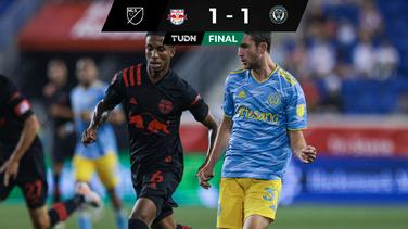 Tablas entre NY Red Bulls y Philadelphia Union en la Semana 12 de MLS