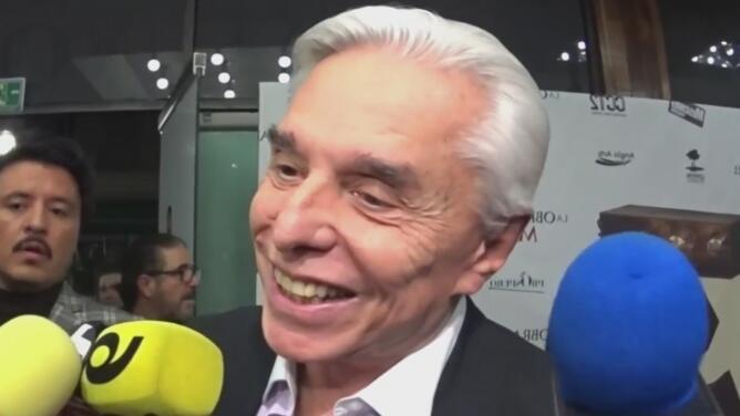 Enrique Guzmán coincide con Silvia Pinal en algo sobre el distanciamiento con su nieta Frida Sofía
