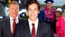 El hijo que Arnold Schwarzenegger tuvo con su ama de llaves venderá casas en Los Ángeles