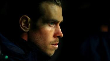 Gareth Bale volvió a entrenar pero será baja ante el Zaragoza